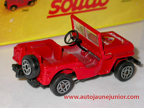 Solido Willys