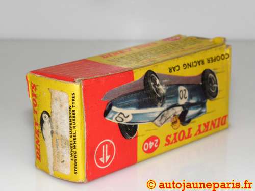 Dinky Toys GB 2,5 monplace