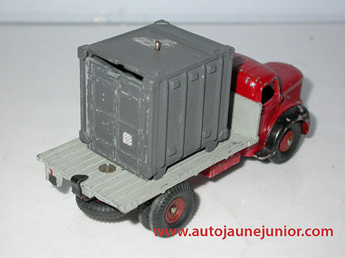 Dinky Toys France GLB container