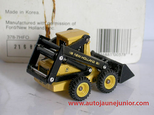 Ertl chargeur New Holland