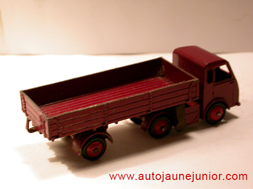 Dinky Toys GB Smart semi ridelles