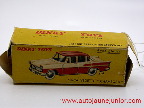 Dinky Toys France Chambord