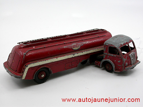 Dinky Toys France Movic semi remorque citerne Esso