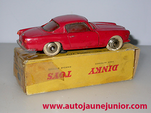 Dinky Toys France 1900 super sprint
