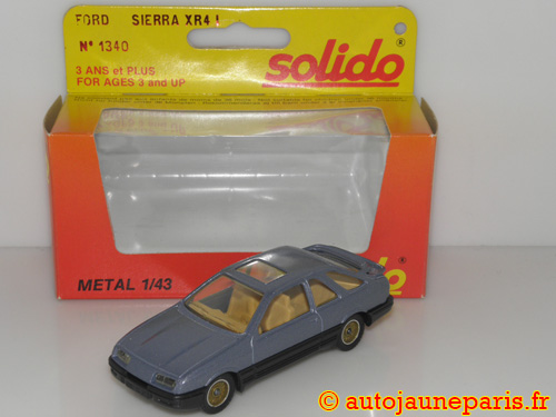 Solido Ford sierra XR4