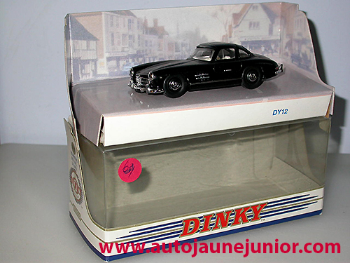 Matchbox 1955 300 SL GULLWING