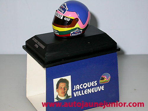Minichamps Jacques Villeneuve 1996