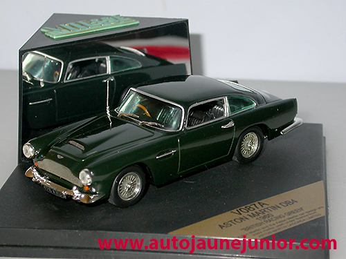 Vitesse DB4 1960 BRITISH Racing Green