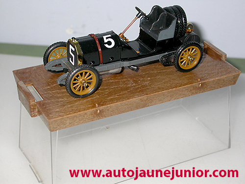 1905 Gordon Bennet Corsa Diecast Car