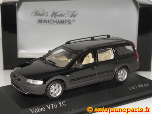 Minichamps V70 XC break