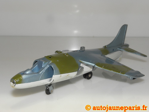 Dinky Toys GB Harrier