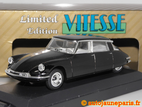 Vitesse DS19 berline prestige 1959