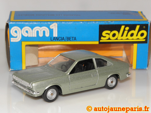 Solido Beta coupé