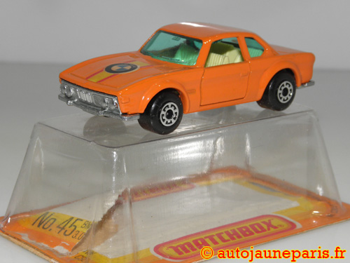 Matchbox 3?0 CSL coupé