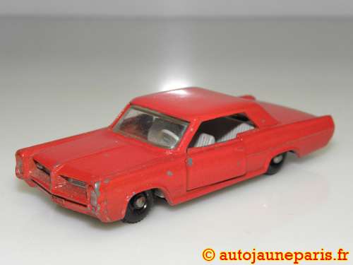 Matchbox GP coupé