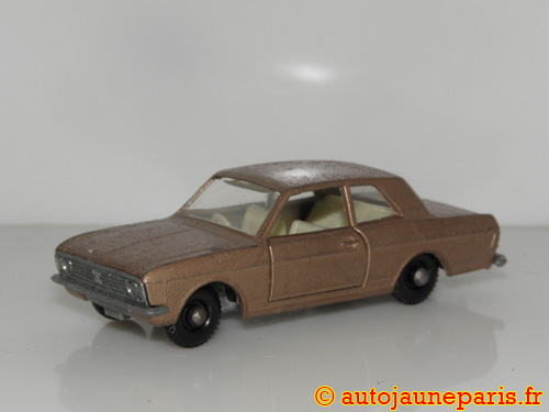 Matchbox Cortina