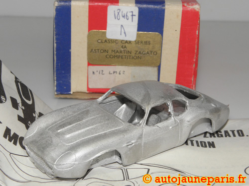 Grand Prix Models Zagato LM 62
