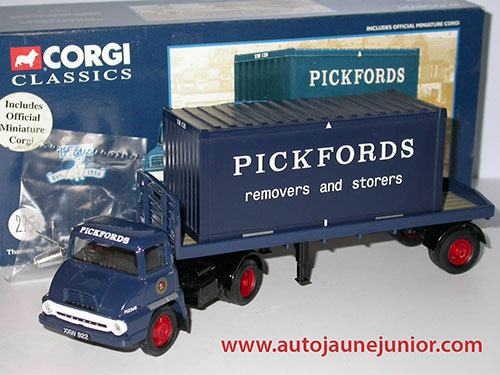 Corgi Toys Pickfords