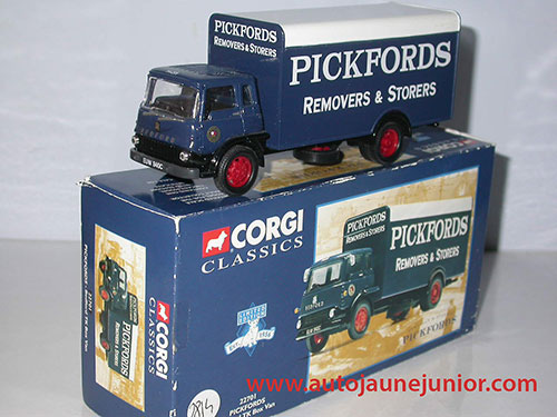 Corgi Toys TK Pickfords