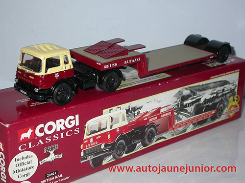 Corgi Toys TK British Railways