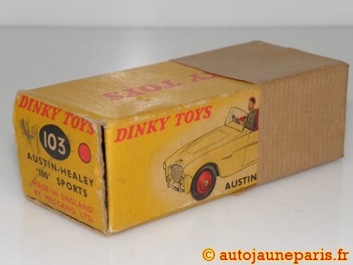 Dinky Toys GB 100