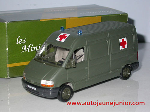 Renault Master 1999 Militaire