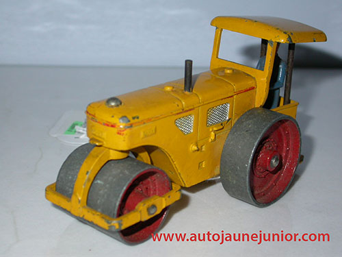 Dinky Toys France rouleau