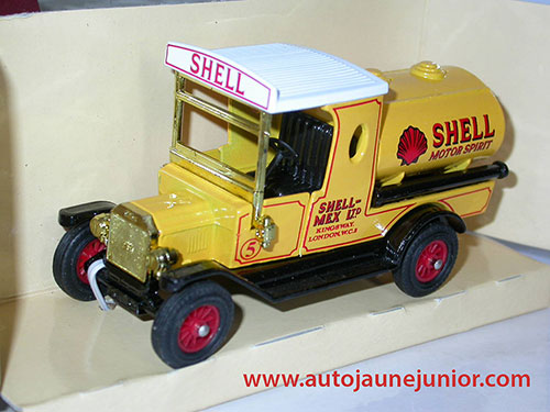 Camion citerne T 1912 Shell