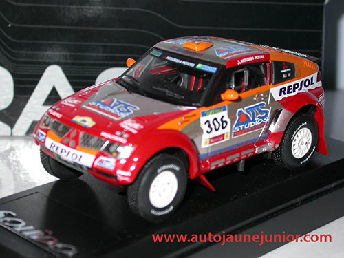 Pajero Evolution Dakar 2005