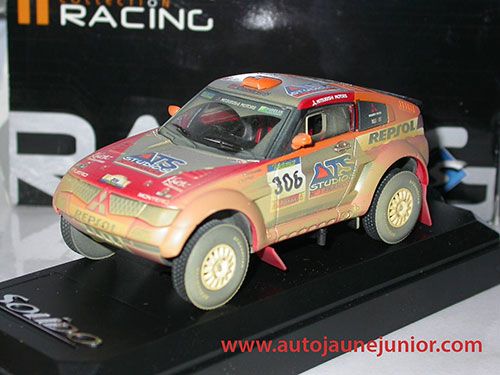Solido Pajero Evolution Dakar 2005