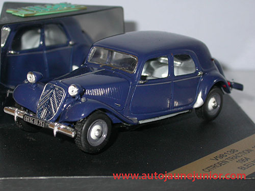 Citroën 11B traction 1954