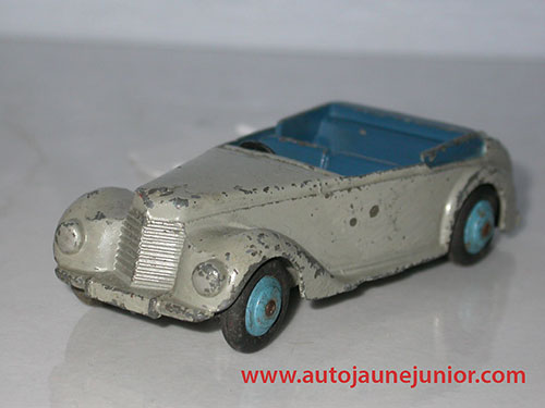 Armstrong Siddeley cabriolet