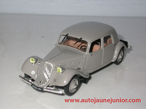 Citroën traction 11A 1936