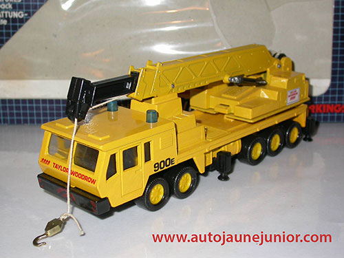 Matchbox Grue mobile