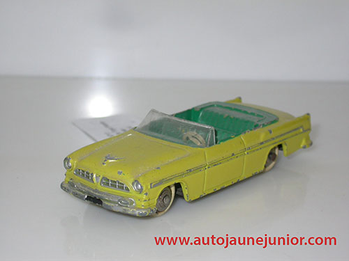 Chrysler New Yorker cabriolet