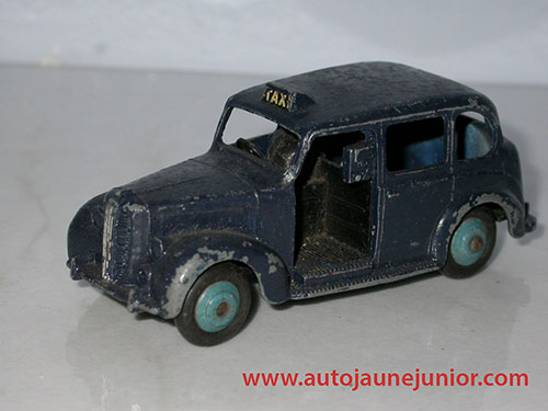 Dinky Toys GB FX3 taxi