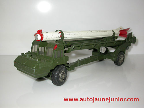 Camion Corporal lance missile