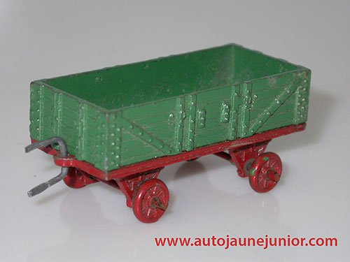Dinky Toys France wagon ridelles