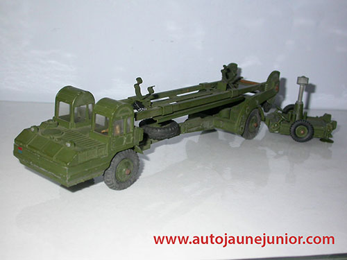 Dinky Toys GB Corporal missile