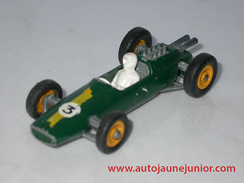 Lotus Climax monoplace