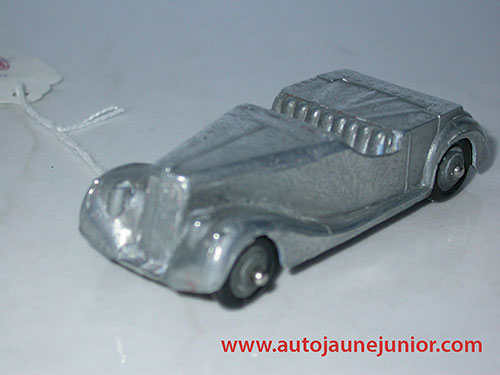 Dinky Toys GB Talbot cabriolet
