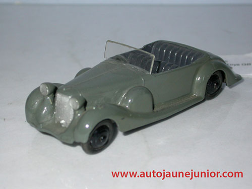 Dinky Toys GB cabriolet