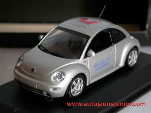 Minichamps New Beetle 50ans Nürnberg