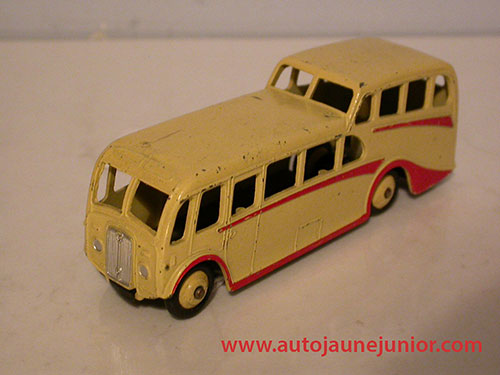 Dinky Toys GB observation coach