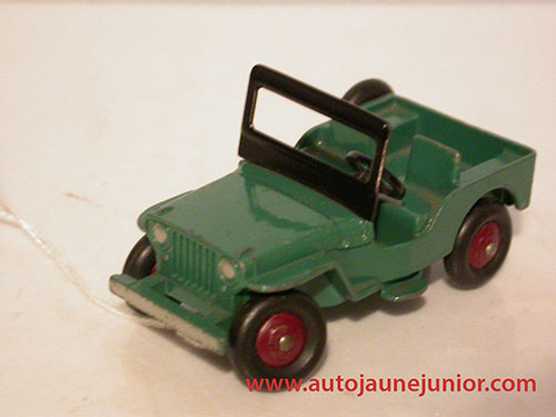 Dinky Toys GB Jeep universal