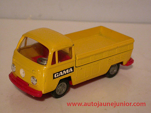 Gama Kombi PICK UP Gama