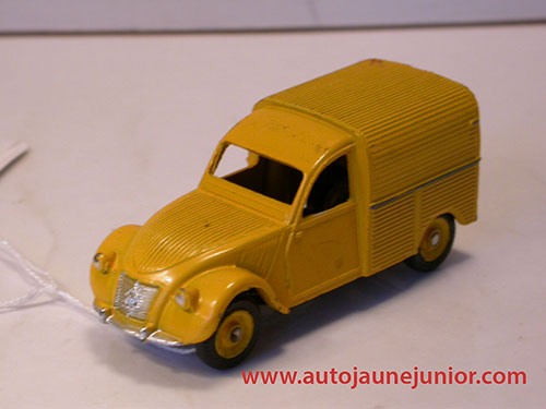 Dinky Toys France 2cv camionnette postes