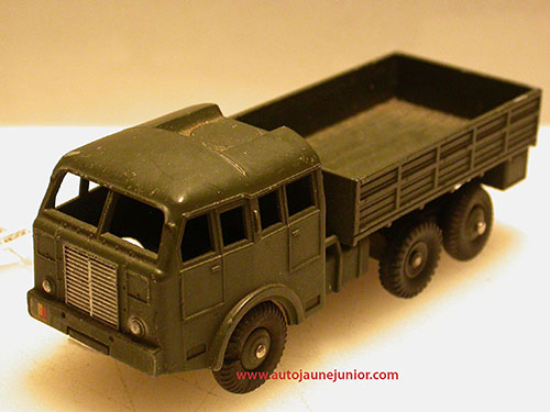 Dinky Toys France T6 militaire