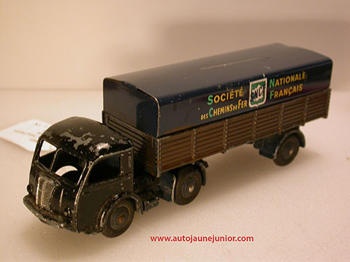 Dinky Toys France Movic SNCF