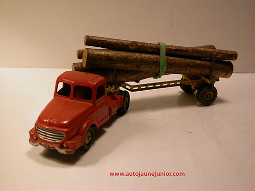 Dinky Toys France tracteur fardier